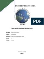 California Bearing Ratio (Cbr)