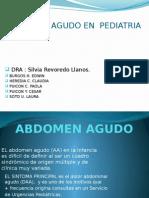 Abdomen Agudo 2013-2
