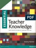 Essential Teacher Knowledge