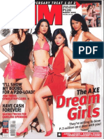 FHM Philippines March 2005