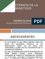 Quimioterapia de La Parasitosis