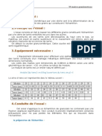 TP Analyse Granulometrique