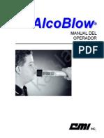 Alcoblow Manual Del Operador
