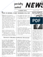 GE Specialty Control News (1967)