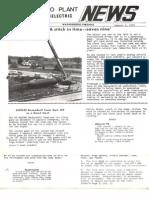 GE Waynesboro Plant News (1975)