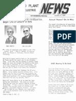 GE Waynesboro Plant News (1976)