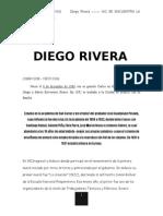 Biografía Diego Rivera MARCELO