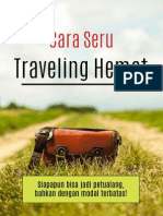Travel Hack - Cara Seru Traveling Hemat