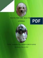 Maltrato Animal Guatemala