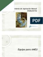 Procedimiento de AMEU Ipas Mexico