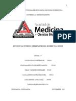 Diferencias en el metabolismo