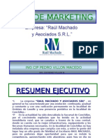 Plan de Marketing- Usp2012