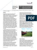 Paper - Quantitative Methodology for Migratory Bird Mortality Risk at Windfarms - Merritt Et Al - AWEA WINDPOWER 2008