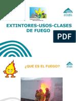 02 Induccion Comissa - 2012-Extintores