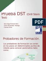 Prueba DST (Drill Stem Test)