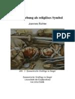 Die Verwebung als religiöses Symbol