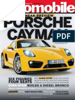 Automobile Magazine February 2013