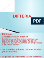 Difteria Tetanos