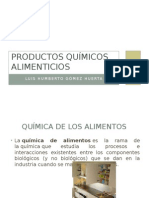 Produccion de acido citrico