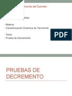 Pruebas de decremento (1).pptx