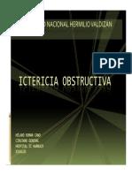 9. Dr Román - Ictericia Obstructiva