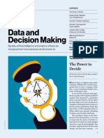 MIT Technology Review Business Report Data and Decision Making