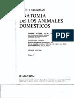 Anatomia de Los Animales Domesticos Sisson 2