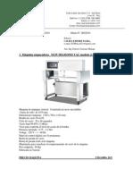 260 CALIFA EXPORT J-V063 Aspiración Externa