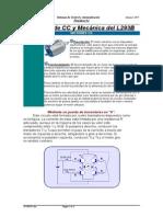 2 Motores Corriente Continua (Práctica Con El l293b (Puente h))