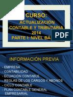 Diap. Curso Actualización Contable Tributario 2014