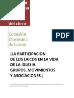 Grupos y Movimientos Eclesiales