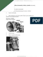 Manual Caja Cambios Velocidades Marchas Desarmado Desamblaje Revision Armado Ensamblado
