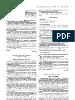 Vinhos - Legislacao Portuguesa - 2009/07 - Aviso nº 12776 - QUALI.PT