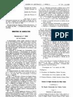 Vinhos - Legislacao Portuguesa - 1992/02 - DL nº 10 - QUALI.PT