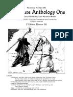 AA1 Adventure Anthology One r14
