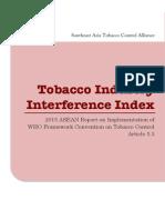 Seatca TII Index 2015