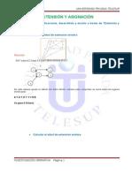 Extension y Asignacion.