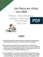 Educación física en niños con tdah.pptx