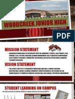 school profile powerpoint for website