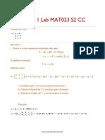 preinforme1 mat023