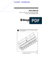 Great Plains Parts Manual  1200, 1210, 1220, 1500, 1510, 1520, 2000, 2010 & 2020