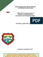 propuesta de instrumento para el segjimiento al siee normal 2014