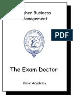 HBM Exam Doctor