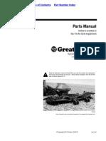 Great Plains Parts Manual NTA3010 & NTA3510