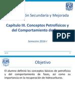 3 Curso RSM 2016-I - III. Conceptos Petrofísicos y Del Comportamiento de Fases