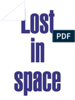 Lost in Space - kapil Arambam