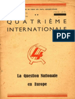 Quatrième Internationale I, Nº 25-26, 1946