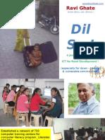 Ravi Ghate Mobile ICT for Development