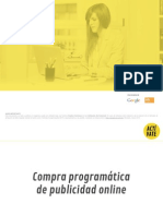 7.2.Compra Programática de Publicidad Online