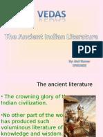 Vedic LiteratureHS-206 Presentation
